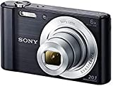 Sony DSC-W810 Digitalkamera (20,1 Megapixel, 6x optischer Zoom (12x...